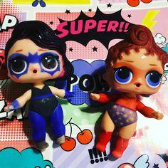 Heroes in disguise #superheroes #heroesindisguise #dolls #dollphoto #loldollsurprise #loldolls #collectlol #lolsurprisedolls #lolconfettipop #lolcollector #lolcollection #lolsurprise #lolsurpriseconfettipop #lolsurpriseseries3 #omgloldolls #lovelolsurprise #loveloldolls