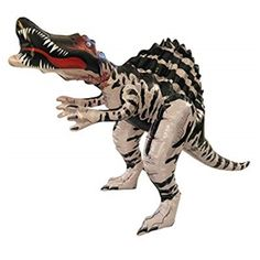 Spinosaurus Inflatable Dinosaur 48 Dinosaur Age, Dinosaur Gifts, Spinosaurus, Disney Junior, Jurassic World, Classic Toys, Popular Culture, Science And Nature, Spongebob