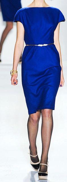 simple & beautiful cobalt blue.