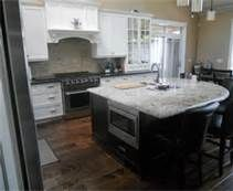 Butler Off Of Kitchen Odd Island Shape Kitchens And More This Is