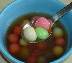 Blessed Homemaker: Tang Yuan (湯圓) for Winter Solstice