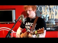 Ed Sheeran - Feeling Good - Nova Acoustic // I think I just died and went to heaven.. Ed singing my favorite Michael Buble song. Holy moly.