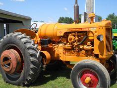 Minneapolis Moline G Tractor