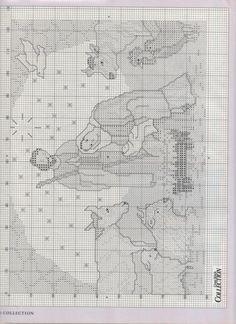 Gallery.ru / Фото #1 - Cross Stitch Collection 051 декабрь 1999 - tymannost