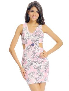 Color : Pink Pattern : Floral Material : Polyester The post Sexy Floral Print Sleeveless V-neck Bodycon Mini Dress appeared first on TD Mercado. Fashion Group, Fashion Outfits, Womens Fashion, Ladies Fashion, Fashion Styles, Fashion Design, Beverly Hills, Moda Tie Dye, Houston