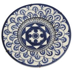 Prato para parede, Ceramica,