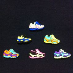 Ready for Jogging Novelty Buttons /Sewing by Universalideas, $3.99