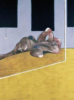 1971. Oil on canvas. 198,5 x 147,5 cm. Museo de Bellas Artes de Bilbao, Bilbao…