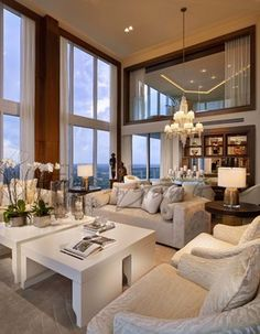 """contemporary-3-story-luxury-condominium by """"Interiors by Steven G"""""""