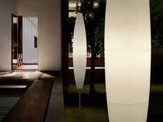 exterieur design lampadaire de jardin