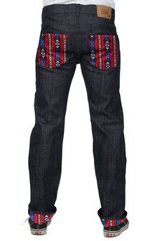 Apliiq.com presents the RedStick Patch work Jeans 2 classic fit jeans $70.00