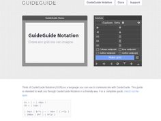 Creates guides in Photoshop: http://guideguide.me