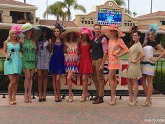 Racetrack Dresses