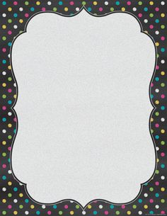 "Chalkboard Brights Blank Chart - Convenient, useful learning tools that decorate as they educate! Each chart measures 17"" by 22"". Related lessons and activities are provided on the back of every chart."