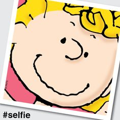Sally takes a #Selfie