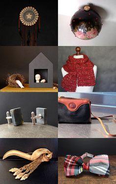 Beauty of Dark Gifts by ILONA on Etsy--Pinned with TreasuryPin.com