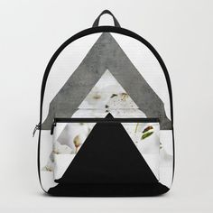 Arrows Monochrome Collage Backpack/knapsack by Artbyjwp - STANDARD Cheap School Bags, D Craft, Cool Backpacks, Designer Backpacks, Girls Bags, Dream Shoes, Mini Backpack, Cute Gifts, Monochrome