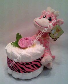How+to+make+a+diaper+cupcake.