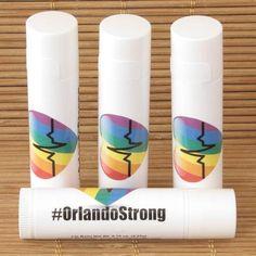 Orlando Strong Lip Balm