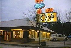 Tweedy's Cafe -AKA The RR Diner from Twin Peaks. Actually went there unknowingly.