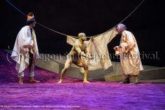 The Tempest (2014): Barzin Akhavan, Wayne T. Carr, Richard Elmore. Photo: Jenny Graham.