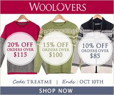 Time for a Cozy Treat | Up to 20% Off your order | Shop Now!