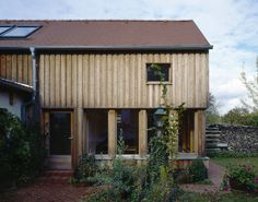 Anna Wickenhauser Architektur  Pez Hejduk, Architekturfotografie Style At Home, Anna, Cabin, House Styles, Home Decor, Architecture, Projects, Decoration Home, Room Decor