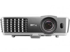 Projetor BenQ W1080ST 2000 Lumens - Resolução Nativa 1920x1080 Full HD HDMI USB
