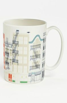 kate spade new york hopscotch drive about town - city mug available at Nordstrom