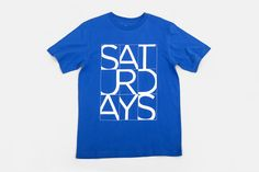 Cropped T-Shirt | Saturdays Surf NYC