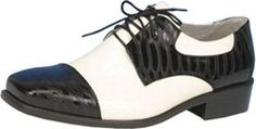 Men's Costume Shoes: Oxford Black/White- Large WMU http://www.amazon.com/dp/B00SHYIRY2/ref=cm_sw_r_pi_dp_bi2Owb1NT88WX
