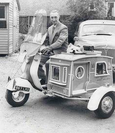 Dog-Sidecar