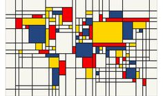 Piet Mondrian | Jennifer Salcedo DBT52