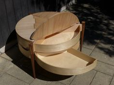 Jarvis HSC Coffee Table