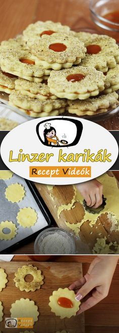 Hungarian Recipes, Hungarian Food, Cereal, Food And Drink, Cookies, Breakfast, Videos, Chocolate Candies, Marmalade