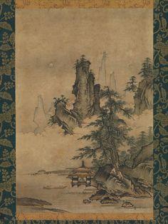 Maejima Sōyū | Landscape | Japan | Muromachi period (1392–1573)