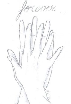 forever - Dessin de saiko-no-itsudo posté sur tvhland - - forever – Dessin de saiko-no-itsudo posté sur tvhland Hands & Feet für immer – Zeichnung von saiko-no-itsudo auf tvhland Pencil Art Drawings, Art Drawings Sketches, Easy Drawings, Word Drawings, Art Illustrations, Drawing Techniques, Drawing Tips, Drawing Drawing, Drawing Ideas