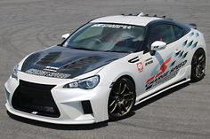Chargespeed GT86 BRZ FRS Type 2 Body Kit