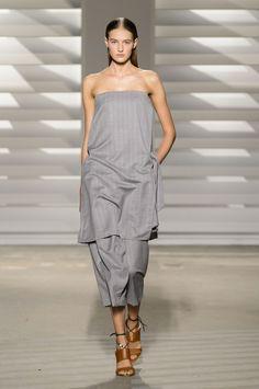 Défilé Thakoon, prêt-à-porter printemps-été 2015, New York. #NYFW #Fashionweek #runway