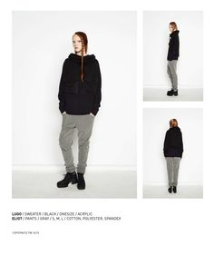 nenukko.com #black #oversized #sweater