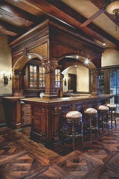 13 Man Cave Bar Ideas - (PICTURES) | Man cave bar, Men cave and Cave