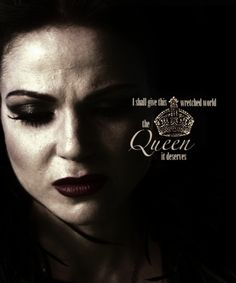 Regina/Evil Queen - Once Upon a Time
