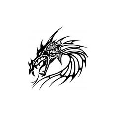 Vector file for laser cutting plywood Dragon DXF CDR svg ai eps vector project for CNC router and laser cut CorelDraw