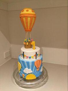 Hot Air Baloon Party | Craftsy