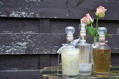 amelie et melanie Vodka Bottle, Fragrance, Products, Perfume
