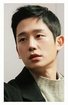 Jung Hae-in Hairstyle for Men Korean Star, Korean Men, Asian Men, Asian Celebrities, Asian Actors, Korean Actors, Pretty Men, Gorgeous Men, Kdrama