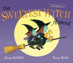 From magic pasta pots to mysterious brooms, these kid's books all feature a witch as their enchanting heroine.