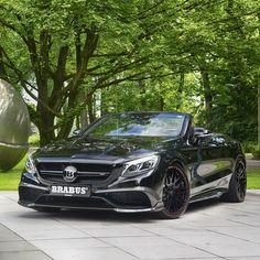 #Dream4You di oggi è #Brabus 850 Biturbo una belva basata proprio sulla #Mercedes #S63 AMG! motorsquare.eu/it #autogespot #supercarsdaily700 #supercar #supercars #car #cars #cargram #carporn #carsofinstagram #carswithoutlimits #amazingcars247 #exotics #hypercars #automotivegramm #sportscars #carinstagram #fast #carlifestyle #carlife #Itswhitenoise #IGCar #superexoticscars #speed #road #wheels