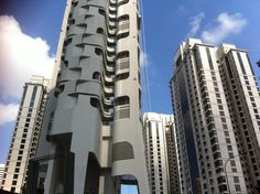 Many high residence