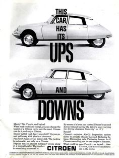 Citroen DS - Wow this is cool!
